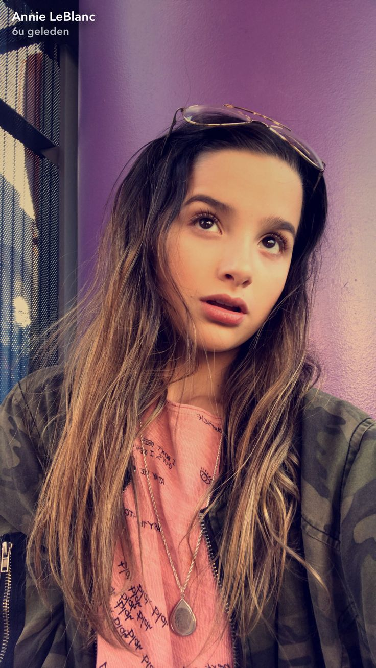 94 best images about annie leblanc on pinterest - Annie leblanc ...