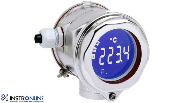 The Endress Hauser iTEMP TMT162 Temperature field transmitter is fully factory tested according to the specifications indicated on the order.
