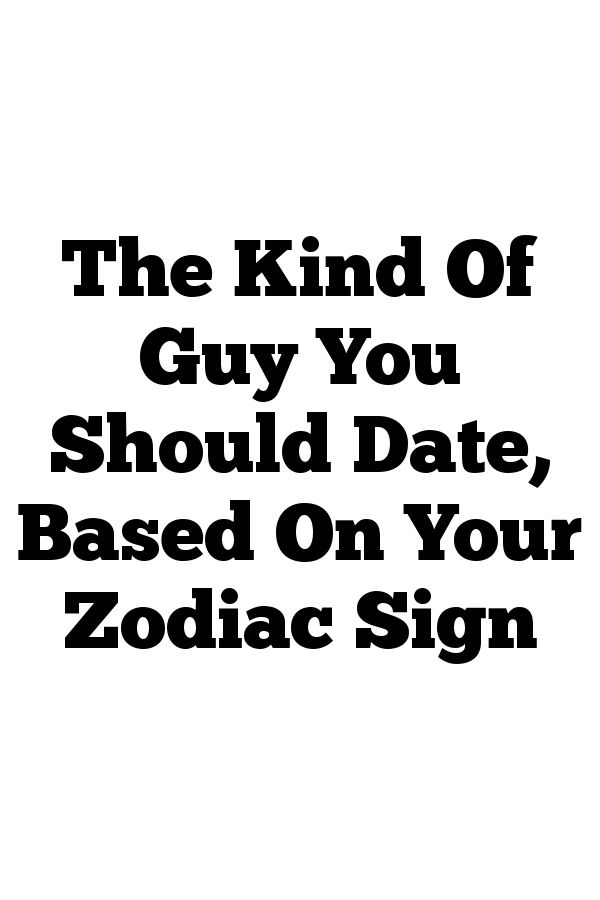 what sign should a taurus date