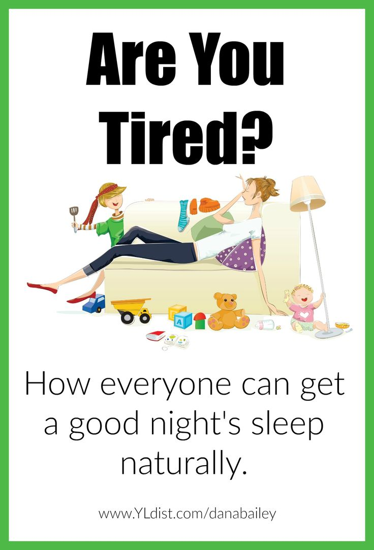 Are You Tired? | Dana Bailey