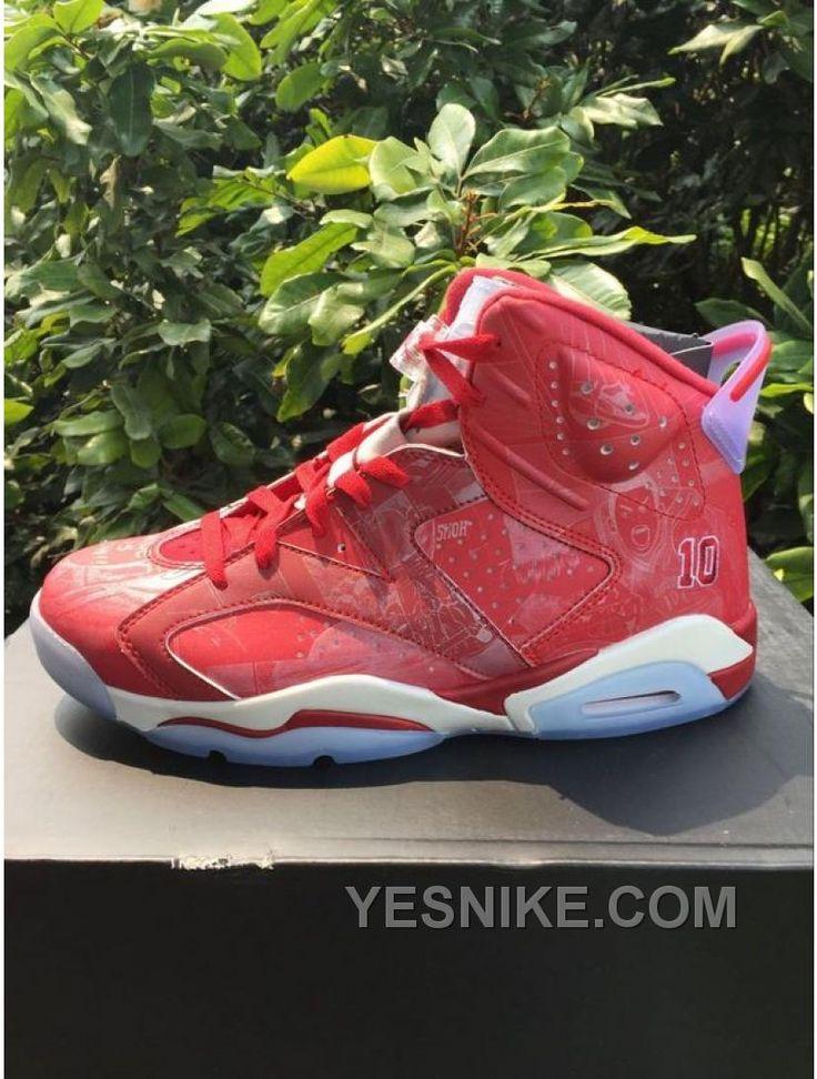 Men Basketball Shoes Air Jordan VI Retro AAAAA 276