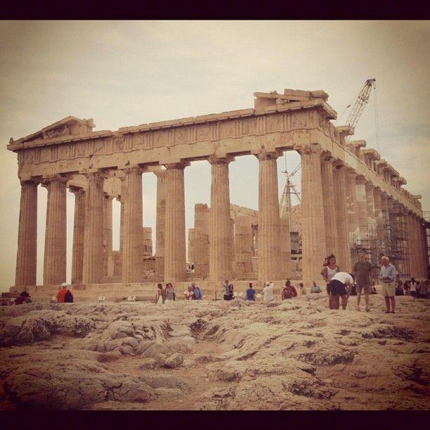 Παρθενώνας (Parthenon) in Αθήνα, Αττική