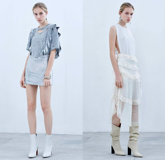Boots Fashion Week