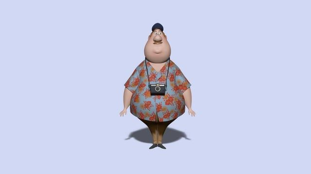 """concepts that served to create the crowd character from the Illumination movie """"Despicable Me 3"""" directed by Pierre Coffin and Kyle Balda Illumination entertainment © Universal ©"""