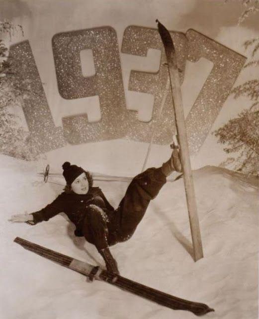 Olivia de Havilland stumbles into 1937!   Golden Age of Hollywood