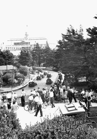 The Miniature Race Track 1947, Southend-On-Sea