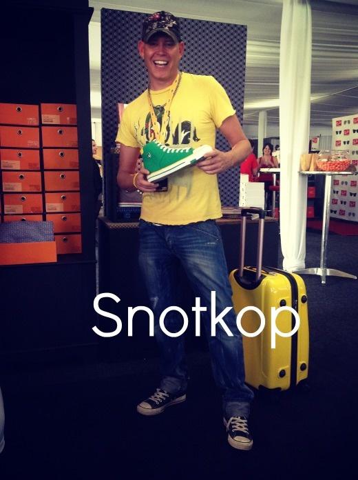 http://www.facebook.com/46664Fashion Snotkop, South African Music Awards, SAMA18, Snotkop, Africa, Fashion, High tops, Sun City