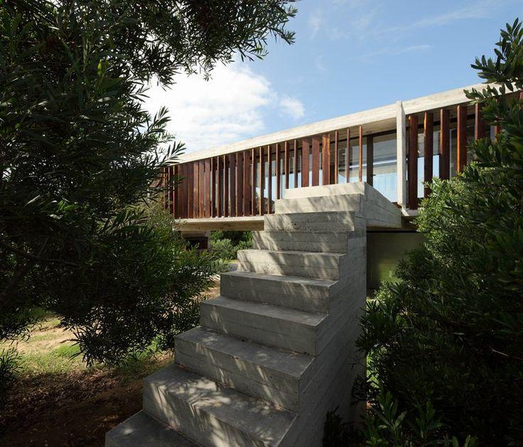 Costa Esmeralda House, Provincia di Buenos Aires, 2011 - BAK Arquitectos