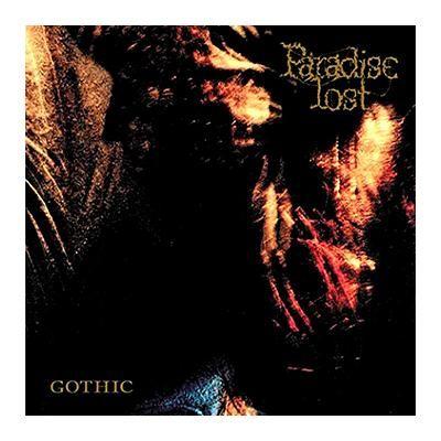 """L'album dei #ParadiseLost intitolato """"Gothic"""" su vinile."""