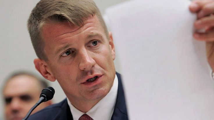 Blackwater crooks are now under investigation! See http://www.democracynow.org/2016/3/25/erik_prince_in_the_hot_seat