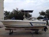 20′ Center Console boat with 2013 Suzuki DF 140 Four Stroke-  warranty!!