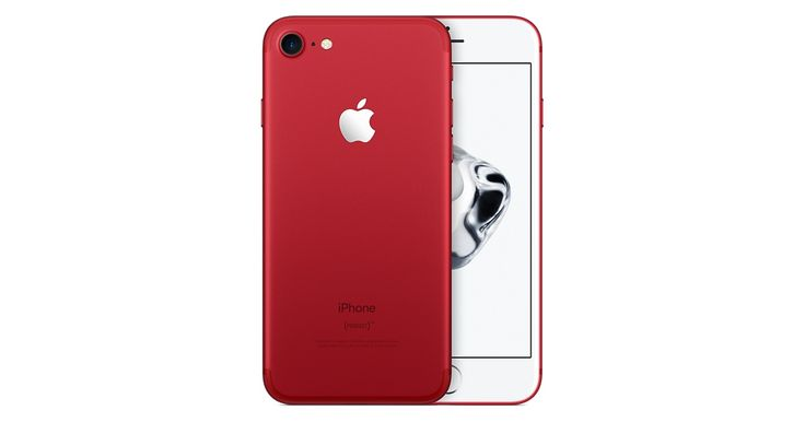 iPhone7 (PRODUCT)RED Special Edition de 128GB - Apple (ES)