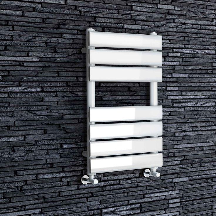White Towel Radiator | White Heated Towel Radiators - BathEmpire.com
