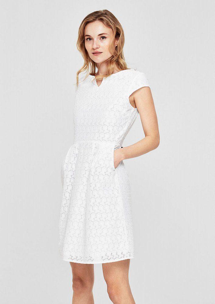 dc6428fcc896 s.Oliver dámské šaty 36 bílá