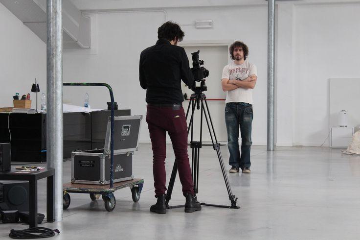 Andre & Lorenzo Vlogging?