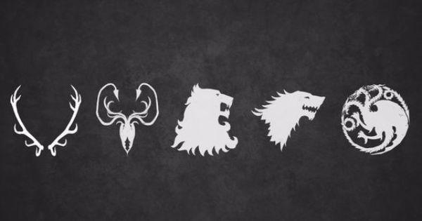 Séries Quiz Game of Thrones   Qual seria sua Casa em Game Of Thrones?