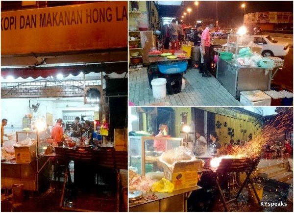 Hong Lai Hokkien Mee @ 83, Jalan Genting Klang @ Setapak, at the shoplots corner just before you turn right into Jalan Ayer Panas - GPS: 3.192163, 101.709022 Hours 6:30pm-2:30am - courtesy of KYspeaks