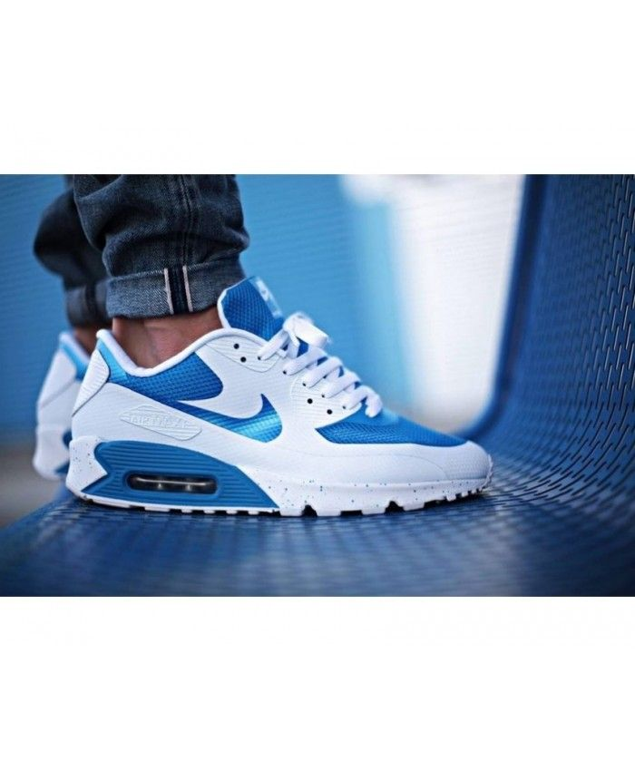 nike air max blauw heren sale