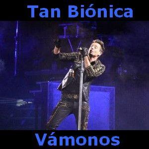 Acordes D Canciones: Tan Bionica - Vamonos