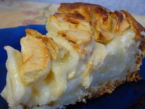 Цветаевский яблочный пирог « Трапеза: рецепты блюд для поста и праздника
