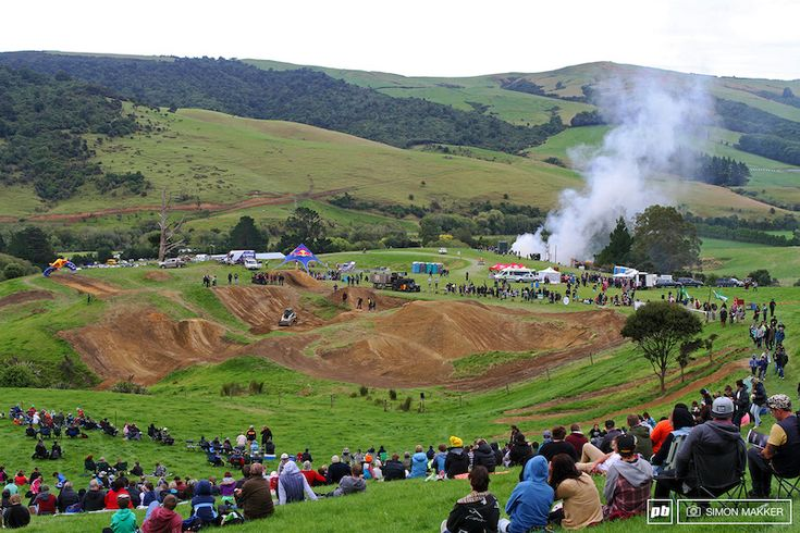 The Frew Farm - wicked setting for a FMX, MTB and BMX jam session #farmjam