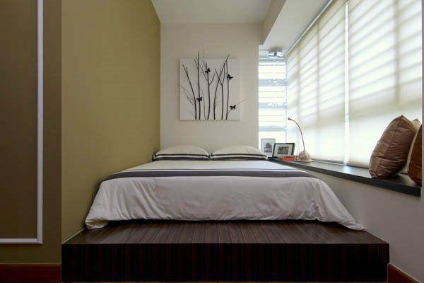 ไอเดียการแต่งห้องนอนขนาดเล็กให้ดูมีพื้นที่มากขึ้น กว่า 30 แบบ