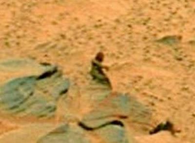 Εντοπίστηκε γυναικεία μορφή στον Άρη