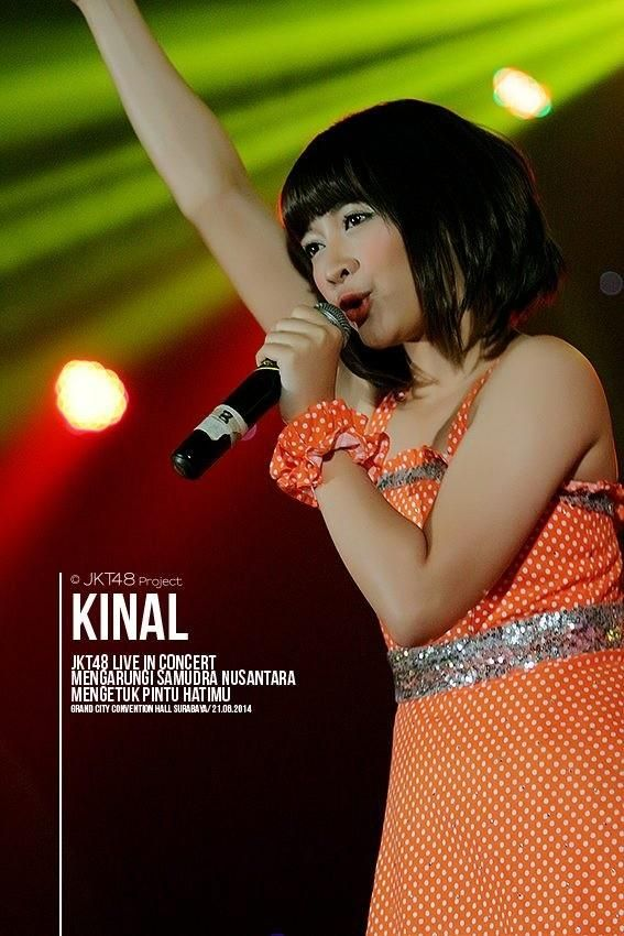 """""""Kinal,kinal"""