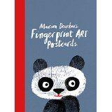 Fingerprint Art Postcards: Marion Deuchars