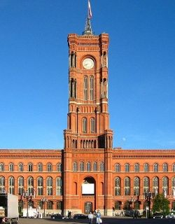 Rotes Rathaus Berlin-Mitte