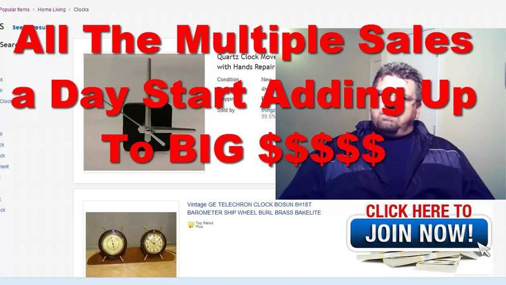 This DS Domination Review shows you how to sell on Ebay please just split the number of signals between the 3 platforms