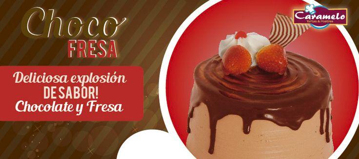 Un antojo ideal para los amantes del chocolate
