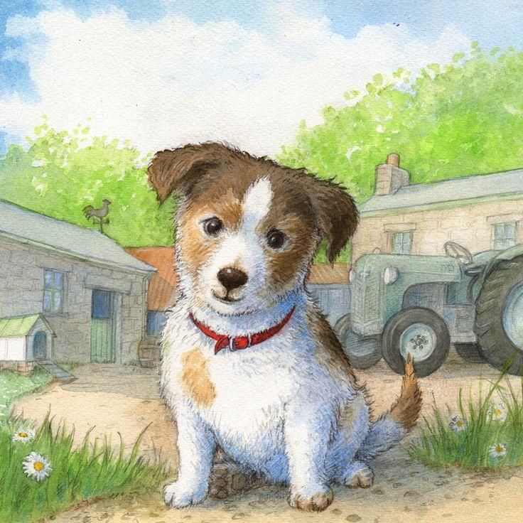 Petra Brown Gallery 5 - Petra Brown, Children's Book Illustrator