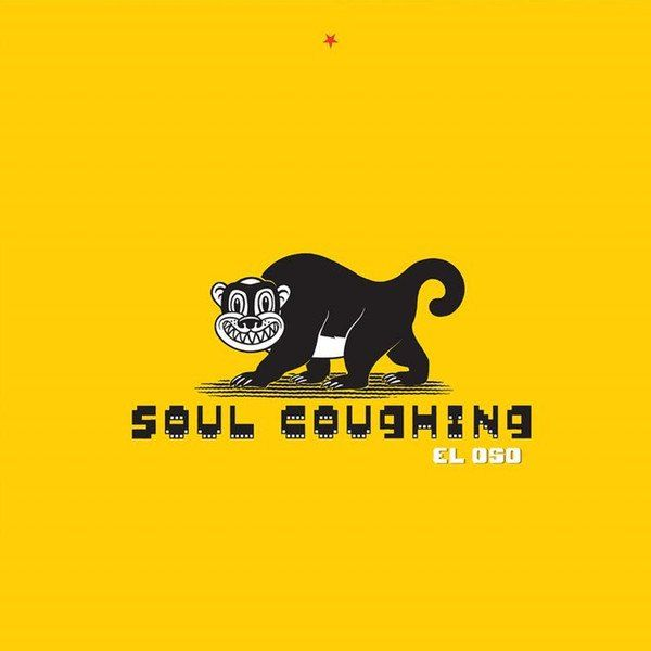 Soul Coughing - El Oso - 2 LP