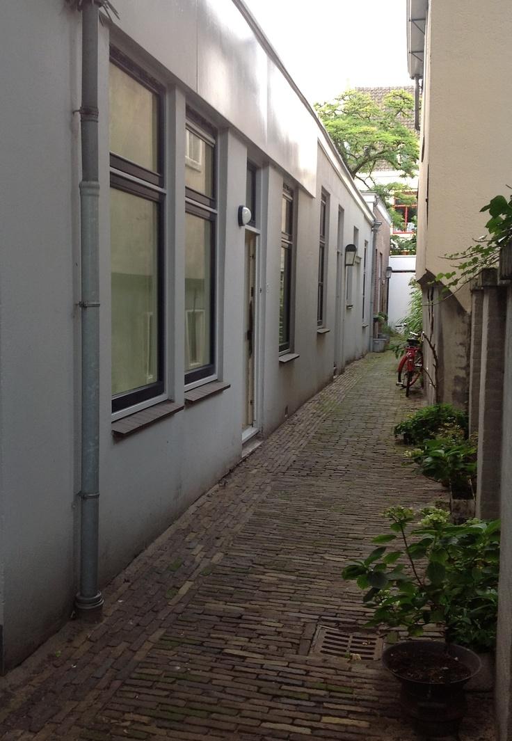 Vergaderlocatie AANLEG Mariaplaats 15 3511 LJ  Utrecht www.aanleg.eu