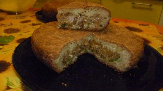"""Мои """"хулиганства"""" на кухне: заливные пироги не сладкие, закусочка селодочная"""