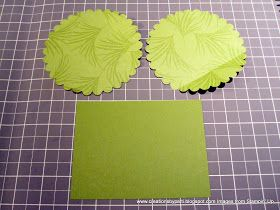 T hese purses were really a snap to make if you have the Big Shot Scallop circle die. I have seen these previously posted for a while but ne...