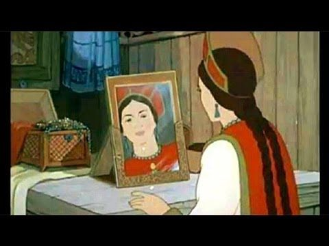 Сказки русские : Волшебная птица - YouTube