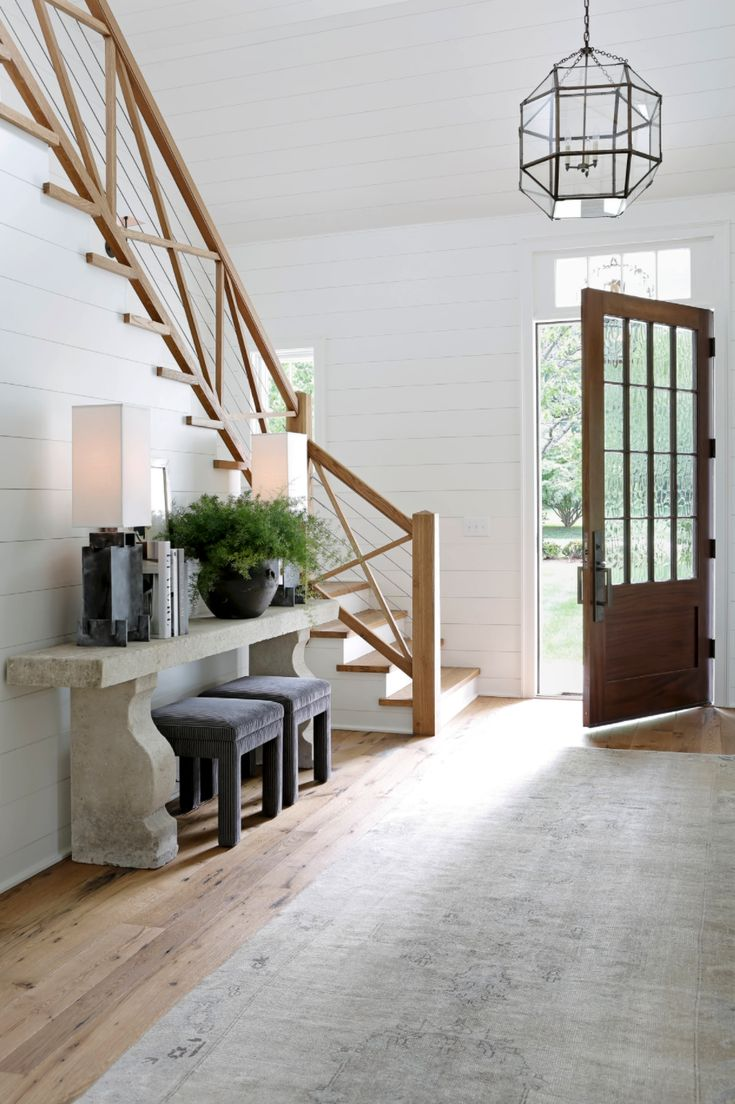 Best 143 Best Farmhouse Stairways Images On Pinterest 400 x 300