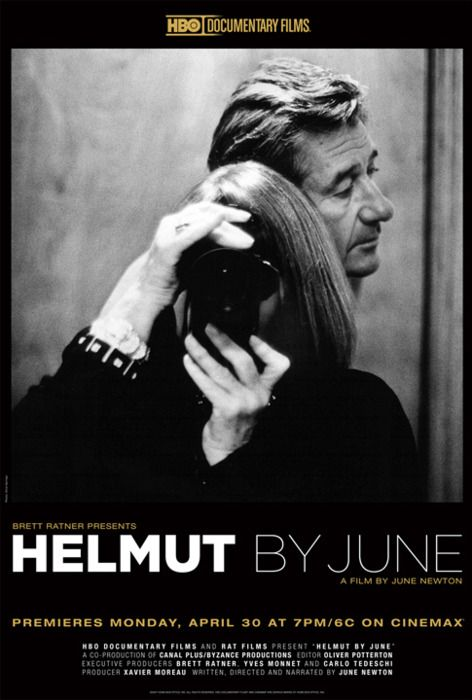 Alice Springs (June Newton) & Helmut Newton, two of my favorite photographers.
