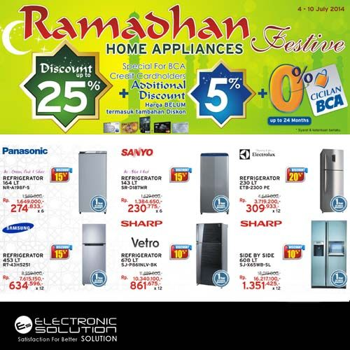 Electronic Solution: Discount 25% @elect_solution