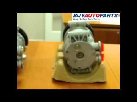 When installing a replacement AC compressor, both OEM AC compressors as well as Aftermarket AC compressors will not come with the switch for the back of the compressor. This brief presentation will instruct you how to swap the switch from your old AC compressor to your new AC compressor.   www.buyautoparts.com
