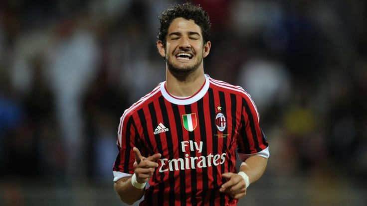 Pato talked about his current situation in China and that he couldnt say No to a return to AC Milan