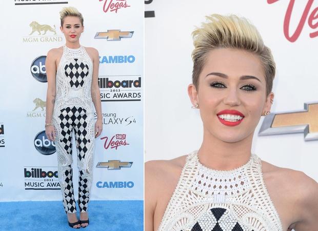 Transparências e fendas (+ Madonna de cinta-liga) marcaram o red carpet do Billboard Music Awards 2013 | Chic - Gloria Kalil: Moda, Beleza, Cultura e Comportamento