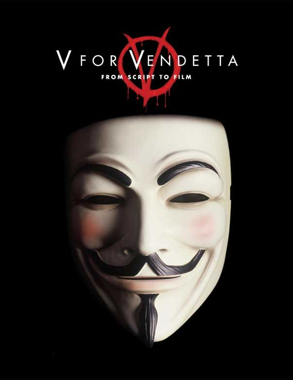 "V for vendetta - although inspiring, find the whole (once the super colonial )British fighting for ""freedom"" ironic"