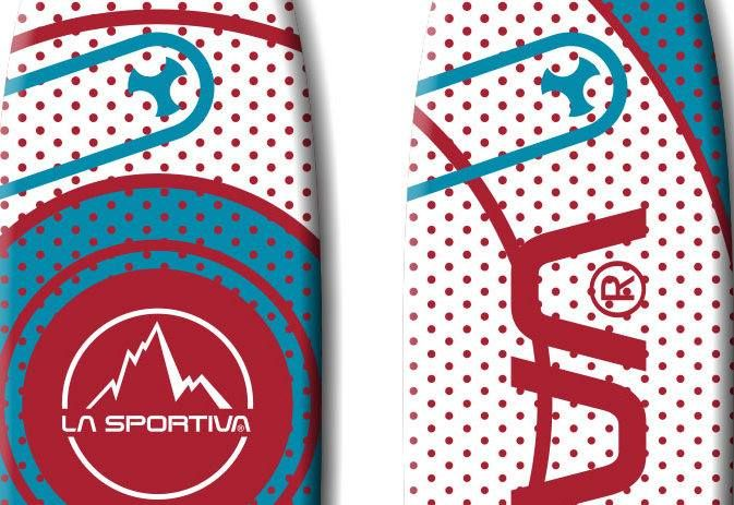 """For the coming #winter season, the #skimountaineering will be branded La Sportiva and Skitrab: Ready to give you all the best of the """"designed and made in Italy"""". Discover more at ISPO2016 Hall A3 Booth 204"""