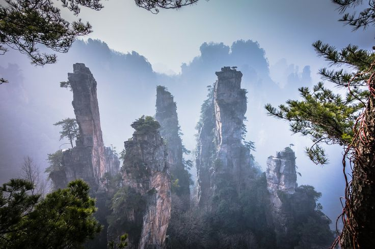 The Mystical Land of ZhangJiaJie by Pete R. on 500px