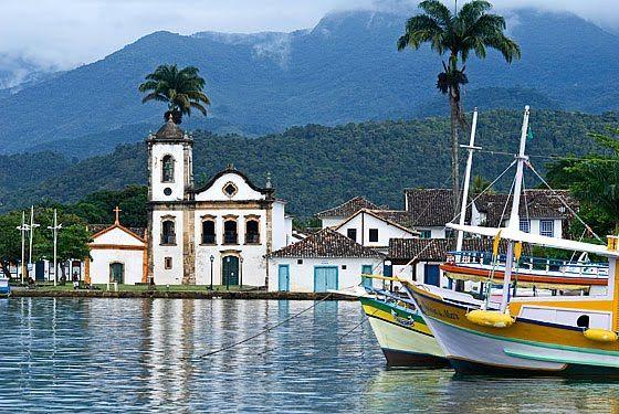 Costa Verde: serra e mar em perfeita harmonia Alô, Rio de Janeiro - Turismo, cultura e eventos