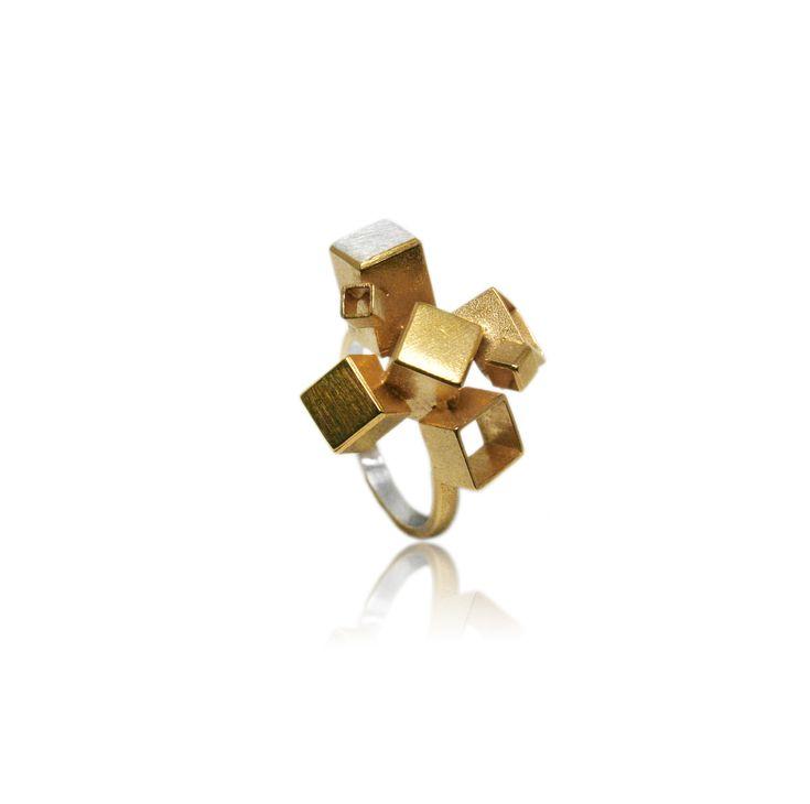 Fujimoto Ring Gold.