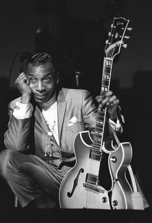 """Remembering T-Bone Walker  Aaron Thibeaux """"T-Bone"""" Walker was a critically acclaimed American blues guitarist, singer, songwriter and multi-instrumentalist, who was an influential pioneer and innovator of the jump blues and electric blues.  Born: May 28, 1910, Linden, Texas, USA Died: March 16, 1975, Los Angeles, California, USA"""